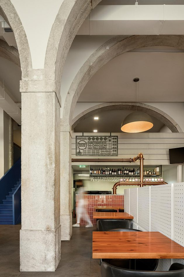 Restaurante Marco by FMJPC Architecture and Design in Lisbon, Portugal