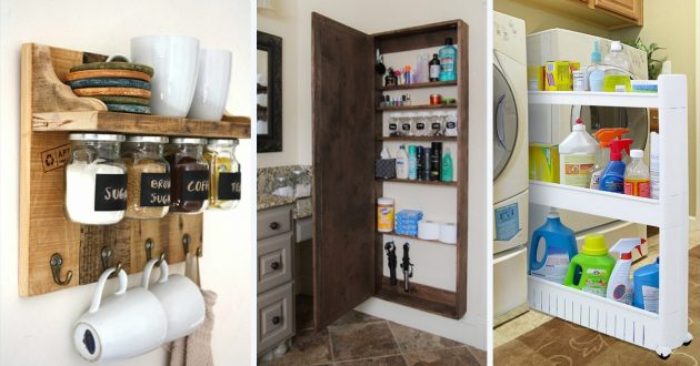 5 Ideas to Save Space in a Smaller Home