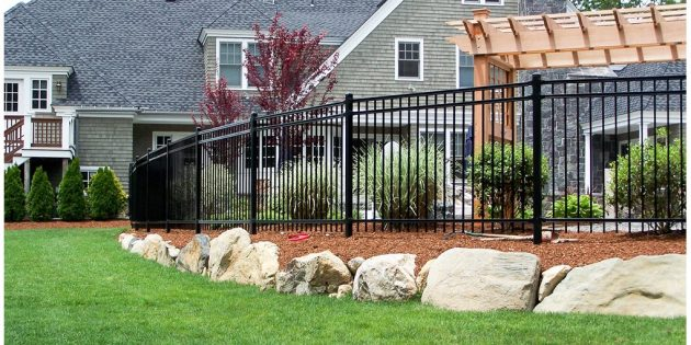 Choosing The Right Fence Design For Your Property