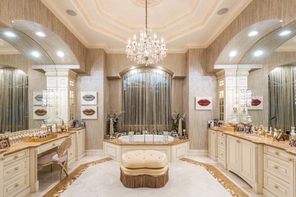 15 Brilliant Mediterranean Bathroom Designs You Are Going To Love