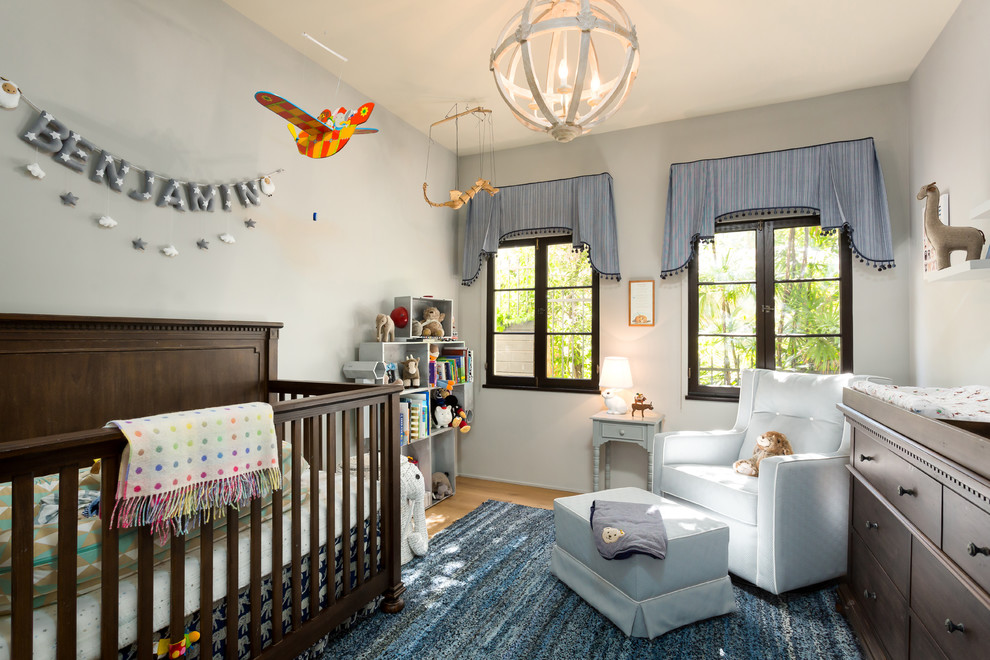 15 Delightful Mediterranean Nursery Designs For The Littlest Ones