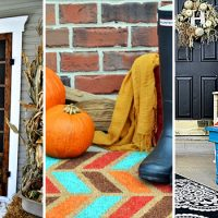 16 Charming DIY Fall Porch Decor Ideas You Will Adore