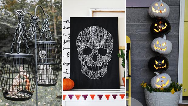 16 Crazy Fun DIY Halloween Decor Ideas You Will Enjoy Crafting