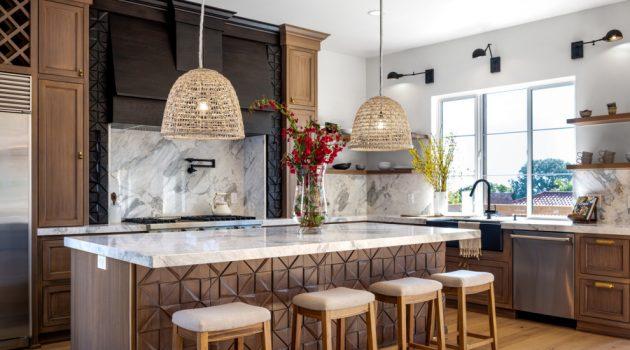 16 Magnificent Mediterranean Kitchen Designs You Will Adore