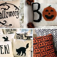 16 Spooktacular Halloween Pillows Your Living Room Needs