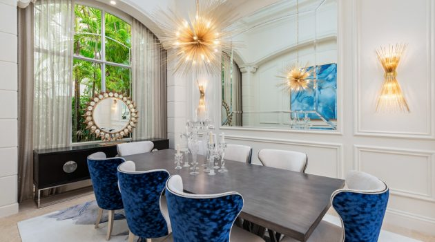 16 Wonderful Mediterranean Dining Room Designs You Will Obsess Over