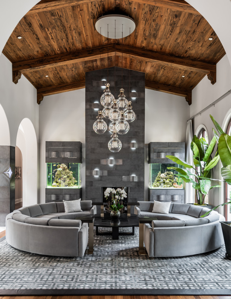 17 Beautiful Mediterranean Living Room Designs For Your Home