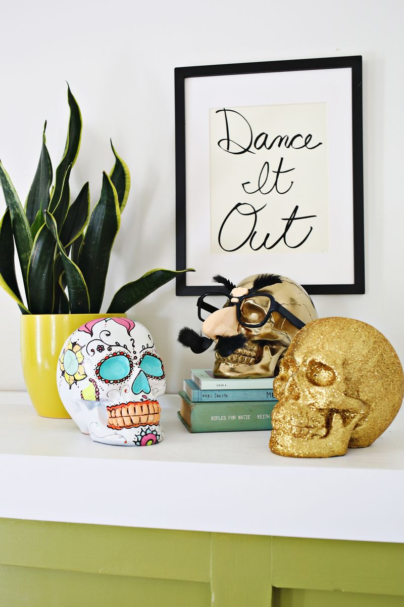 17 Brilliant DIY Halloween Decor That Is Incredibly Easy To Craft