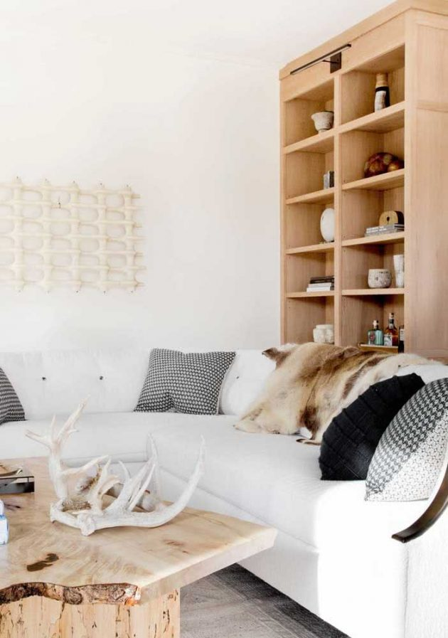 Living Room Shelves - Advantages & How to Choose the Perfect One