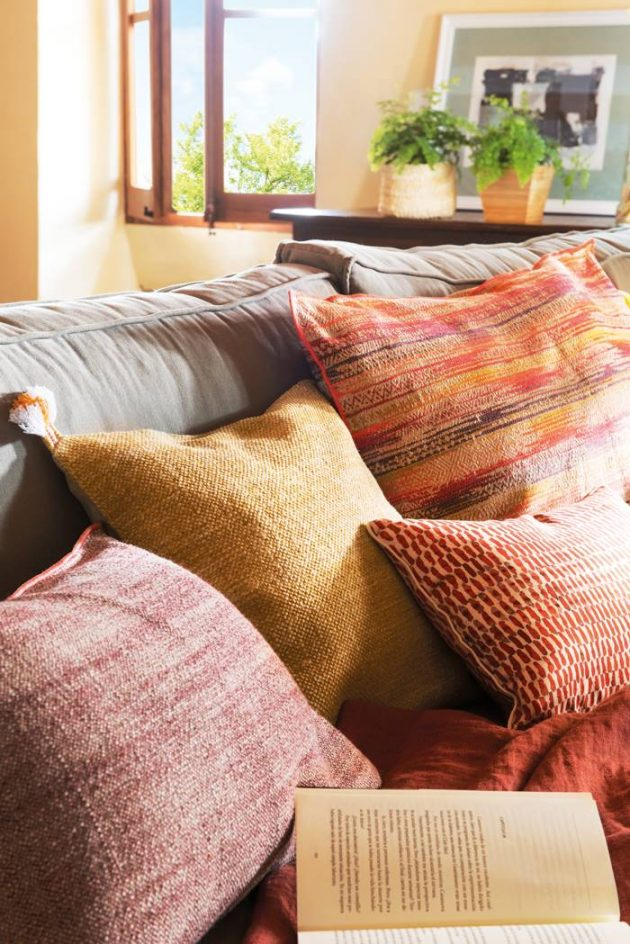 10 Ideas to Dress Up Your Fall Home (Part I)
