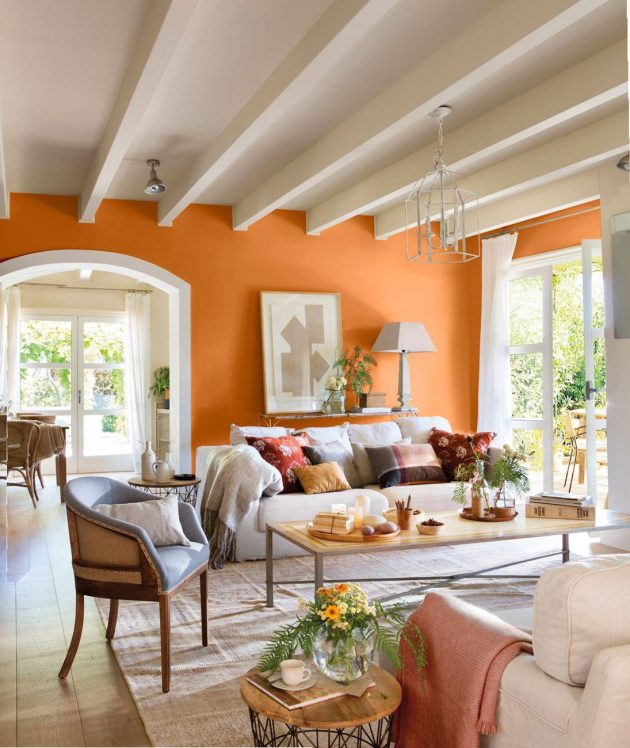 9 Rare Colors to Decorate the House