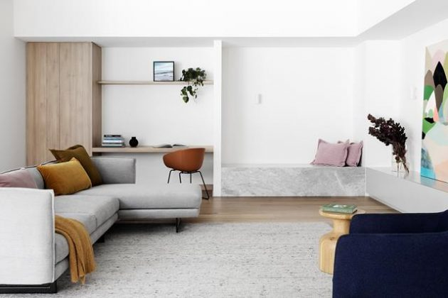 An Open-plan Bungalow Revamp Designed to Let the Light In