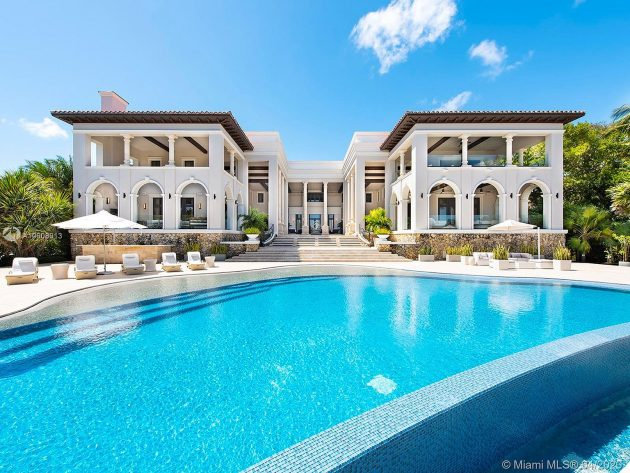 5 of The Most Luxurious Homes in Miami Beach