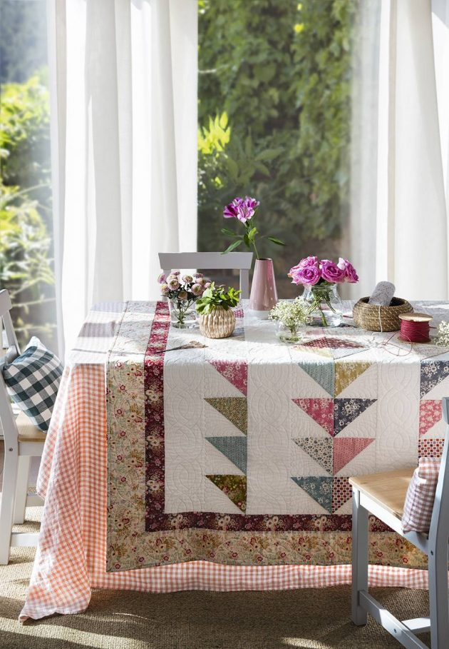 What Are You Waiting For to Throw These Tablecloths?
