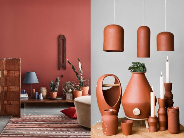 What Decorative Atmospheres Can You Create With Terracotta?
