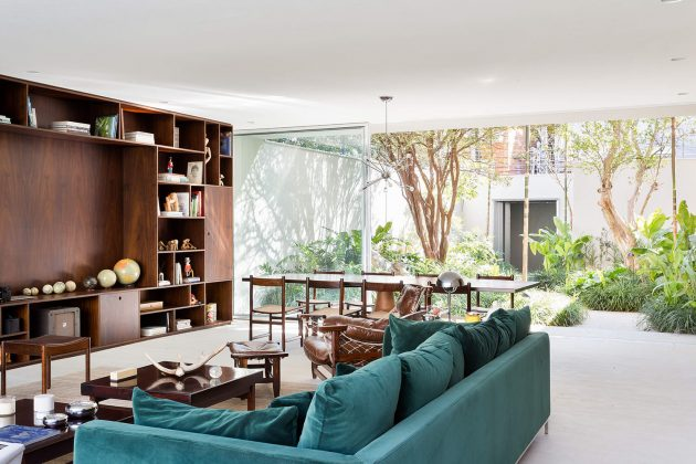 Casa Lara by Felipe Hess Arquitetos in Sao Paulo, Brazil