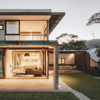 Escarpment House by Takt Studio in Thirroul, Australia