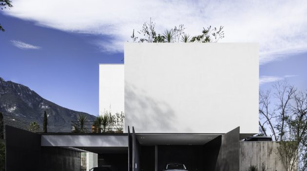 Genius Loci House by Gabriela Carrillo Valdez + Tescala in Mexico