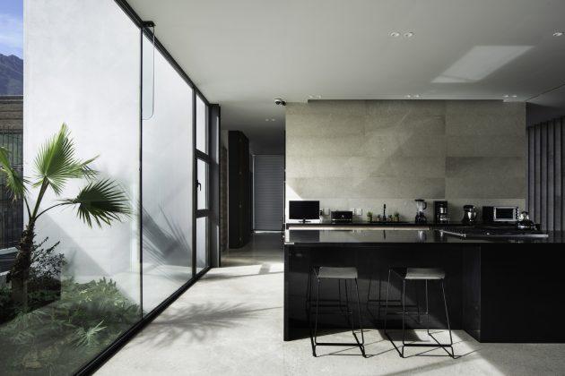 Genius Loci House by Gabriela Carrillo Valdez + Tescala in Mexico