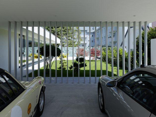 House A&B by Smertnik Kraut Architekten in Perchtoldsdorf, Austria
