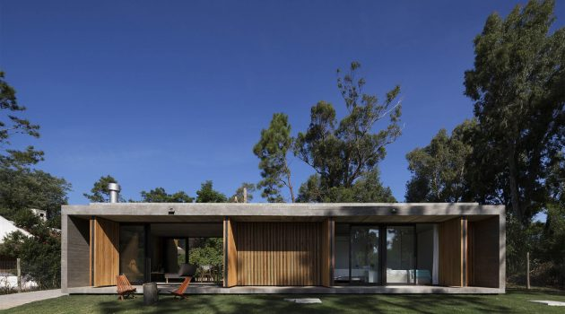 Marindia House by MASA Arquitectos in Uruguay