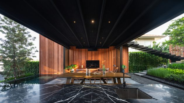 Sleepless Residence by WARchitect in Bangkok, Thailand