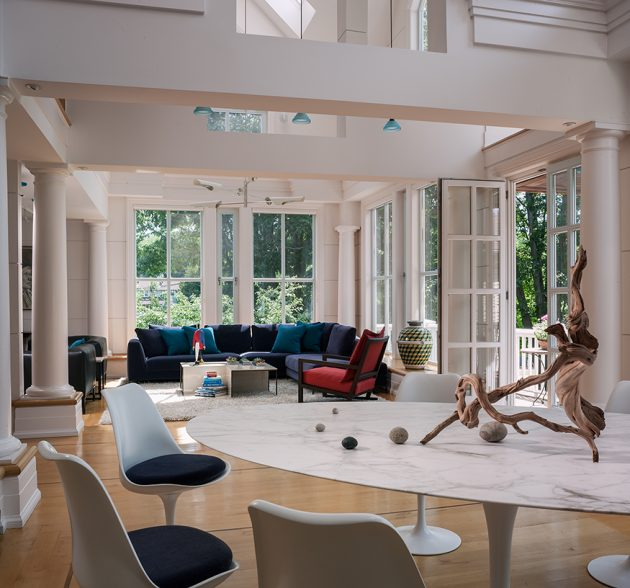 Stony Creek Home by Studio Vlock in Connecticut, USA