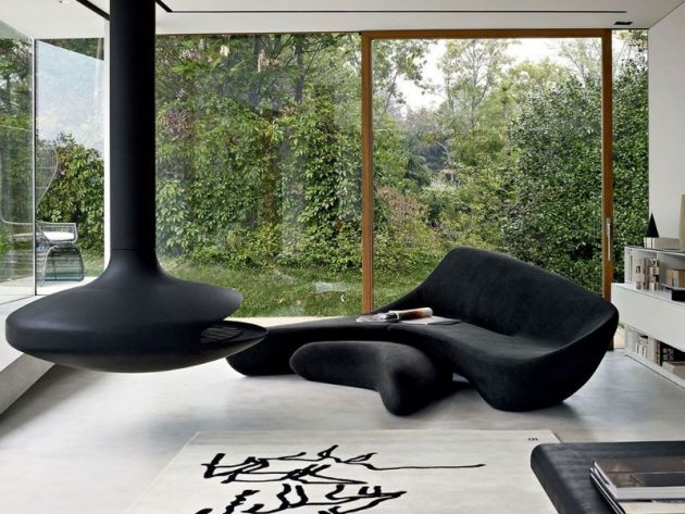 Redecorate Your House with Contemporary Modern Sofas