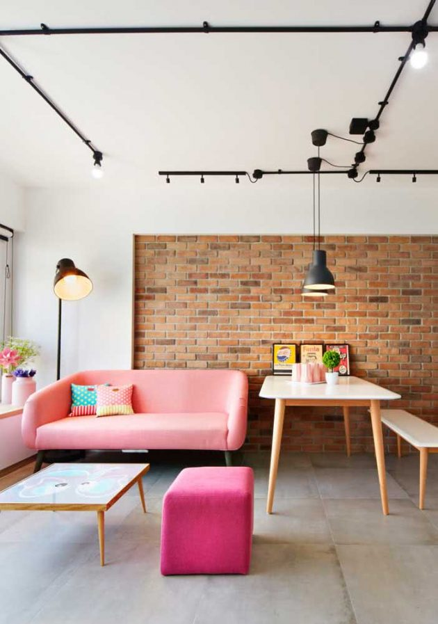 Wonderful Models of Pink Sofa You're About to Love