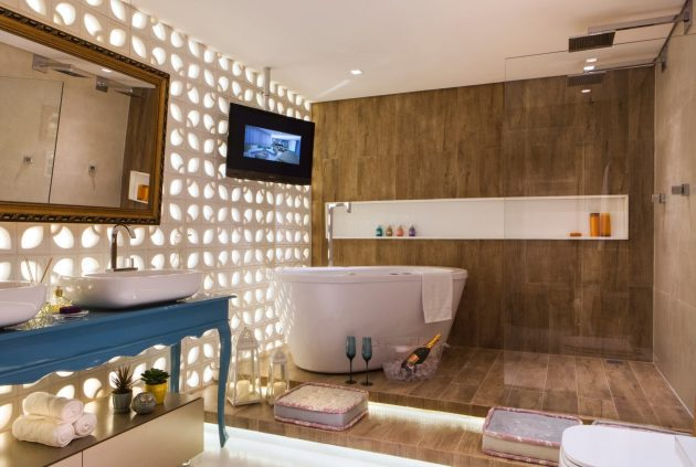 Incredible Ideas of Bathrooms With Bathtubs