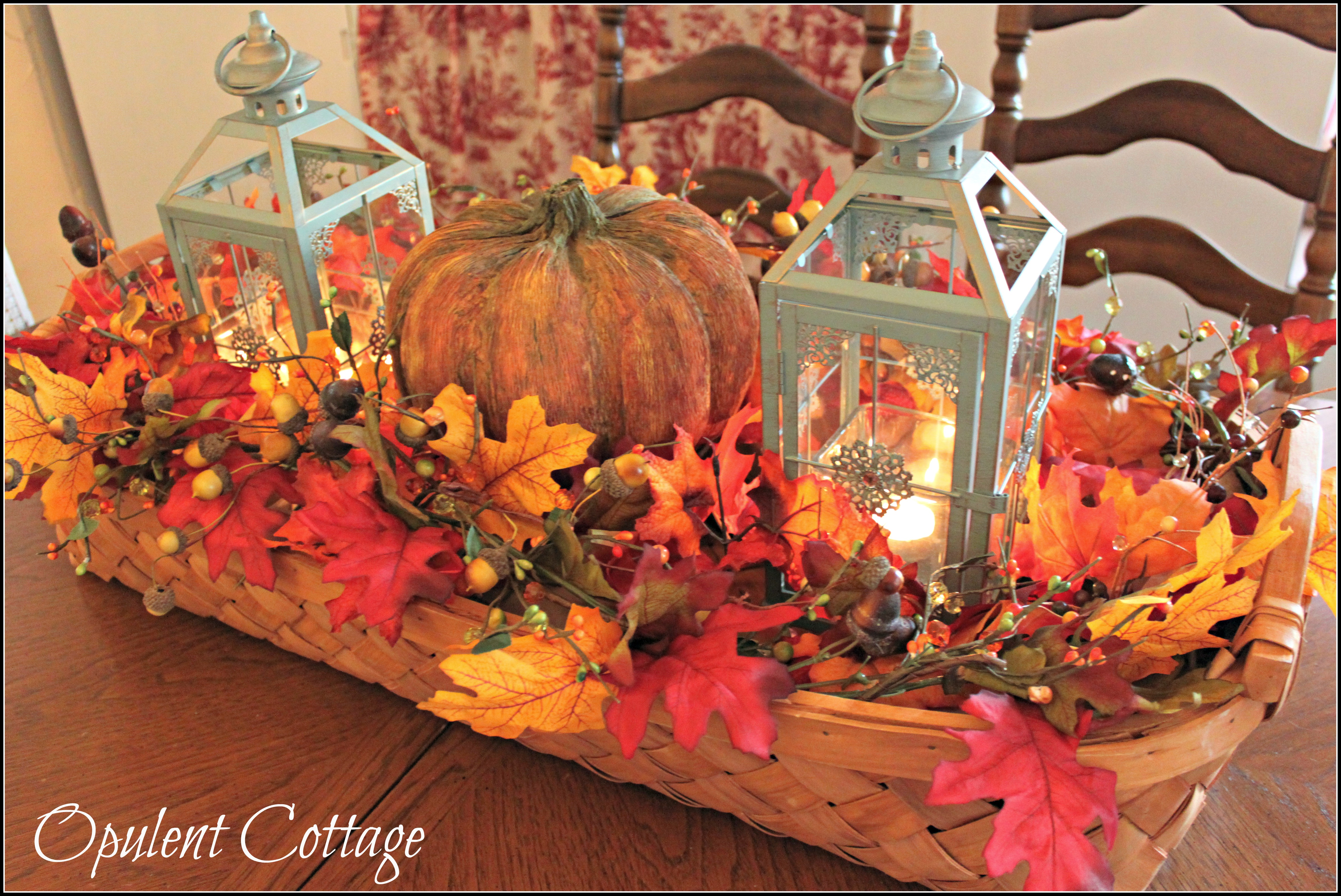 16 Gorgeous DIY Fall Centerpiece Ideas You Will Craft Right Away