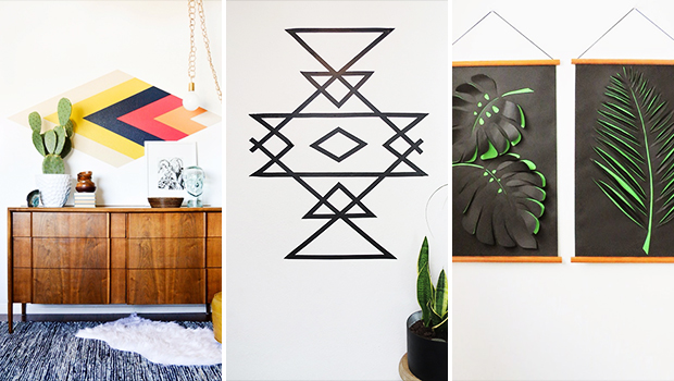 17 Marvelous DIY Wall Art Designs That Will Beautify Your Home Decor