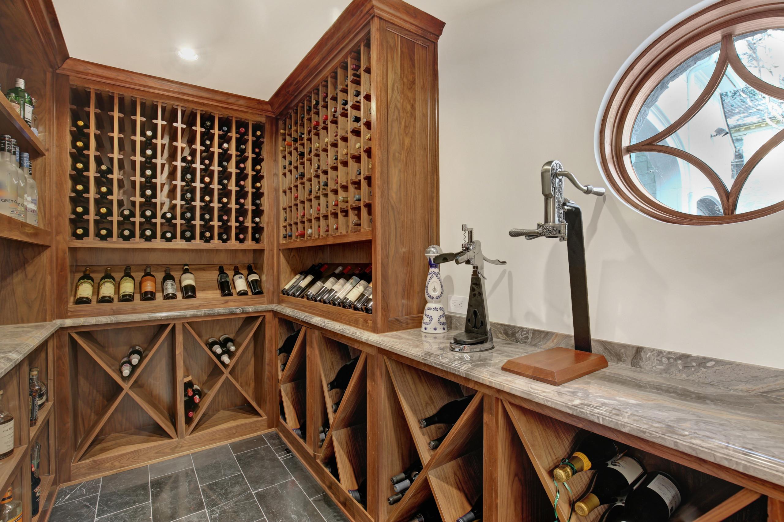 18 Lavish Mediterranean Wine Cellar Designs Every True Wine Collector Needs