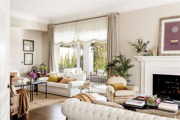 A New Construction House With a Classic & Young Style