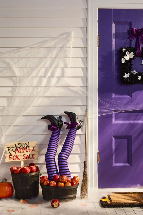 These Halloween Decorating Ideas are Terrifyingly Fun
