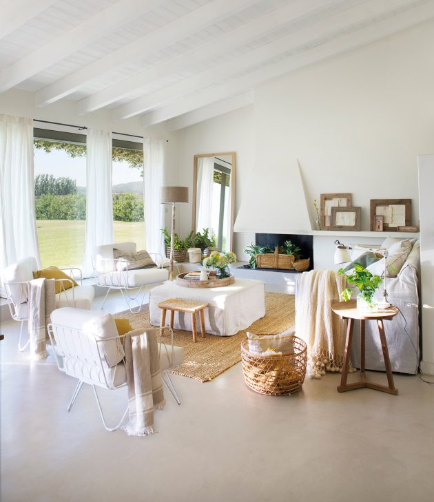The White Color in Decoration - A Classic Always in Trend