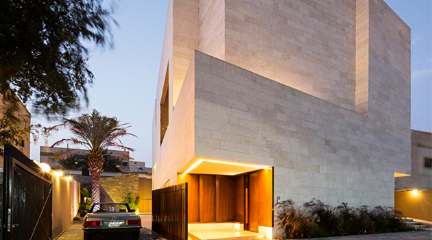 Box House I by Massive Order in Rawoda, Kuwait