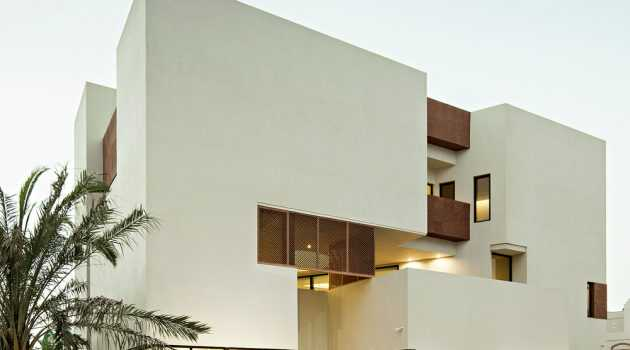 Box House II by Massive Order in Kuwait