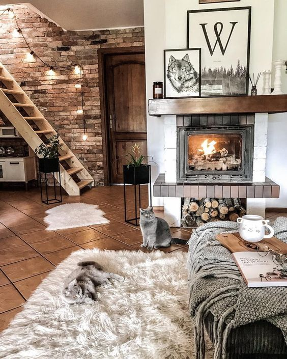 Striking Fireplace Design Ideas That Will Make You Feel Warm In a Second
