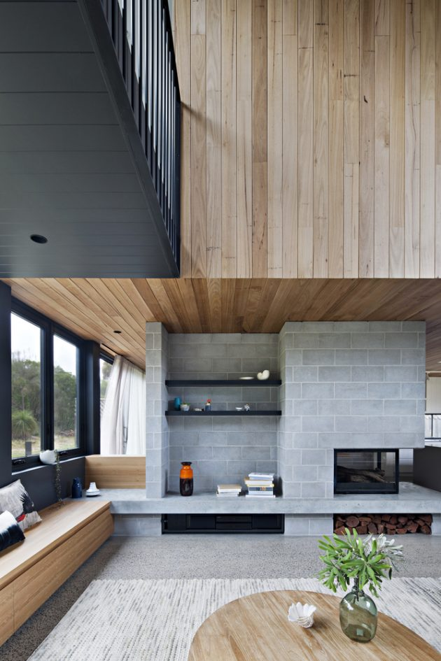 Hide and Seek House by Bower Architecture in Point Lonsdale, Australia