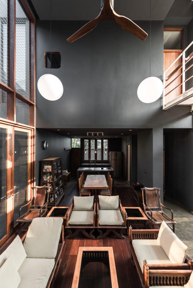 House 41 by Wat Kuptawatin + Kanit Kuptawatin in Bangkok, Thailand