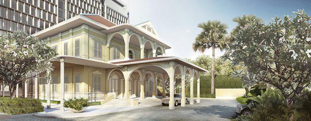 Hyatt Regency Phnom Penh - the first Hyatt hotel in the Cambodian capital