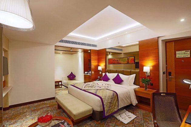 Madin Hotel by Cityspace' 82 Architects in Uttar Pradesh, India