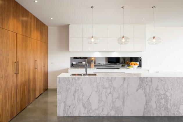 Middle Park House by Mitsouri Architects in Melbourne, Australia
