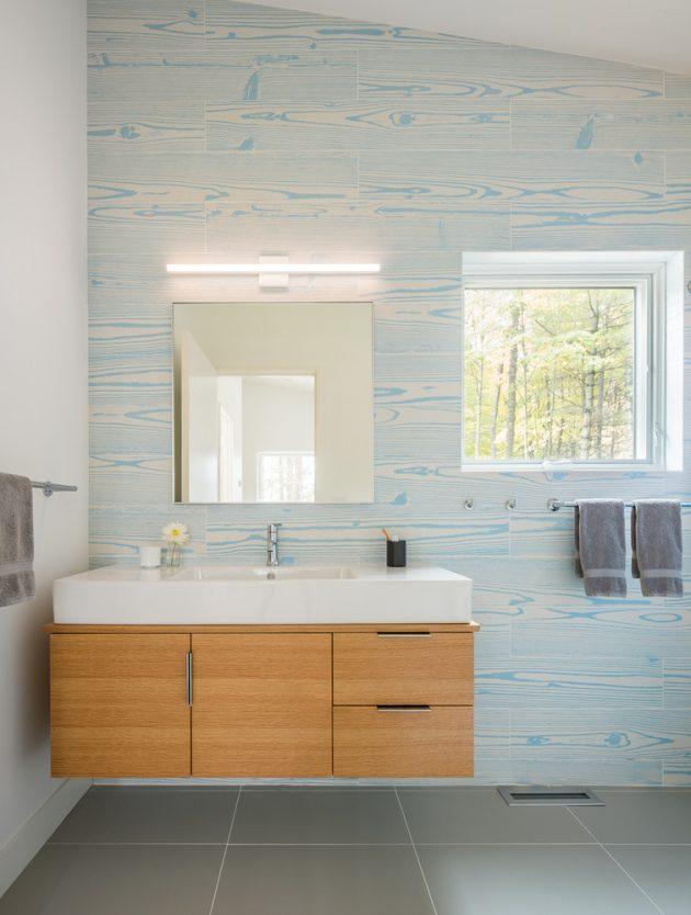 Northern Lake Home by Strand Design in Minnesota, USA