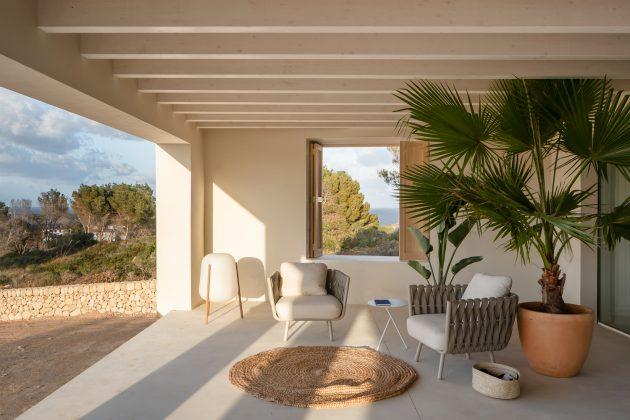 Stone House by NOMO Studio in Menorca, Spain