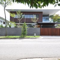 Sunset Terrace House by a_collective in Singapore