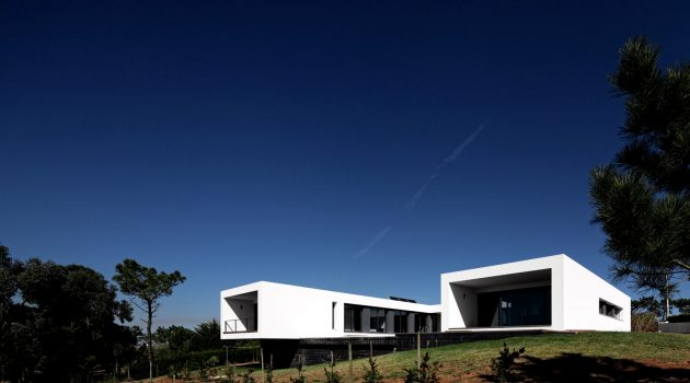 U House by Jorge Graca Costa in Ericeira, Portugal