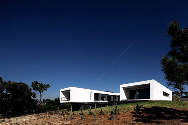 U House by Jorge Graca Costa in Ericeira, Portugal