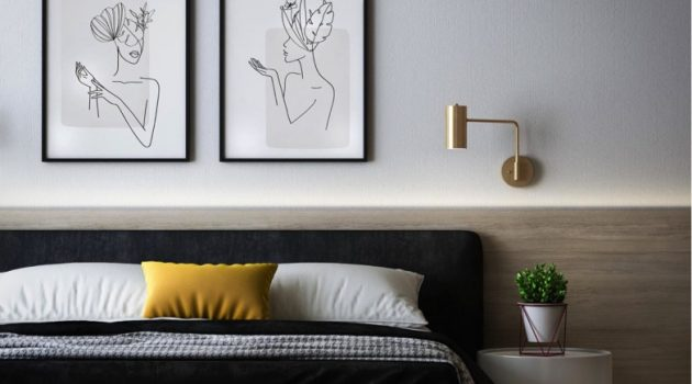 How To Make The Most Of A Small Bedroom – A Decorator's Guide